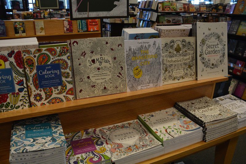 Coloring Book Barnes And Noble  Color me calm Lifestyles