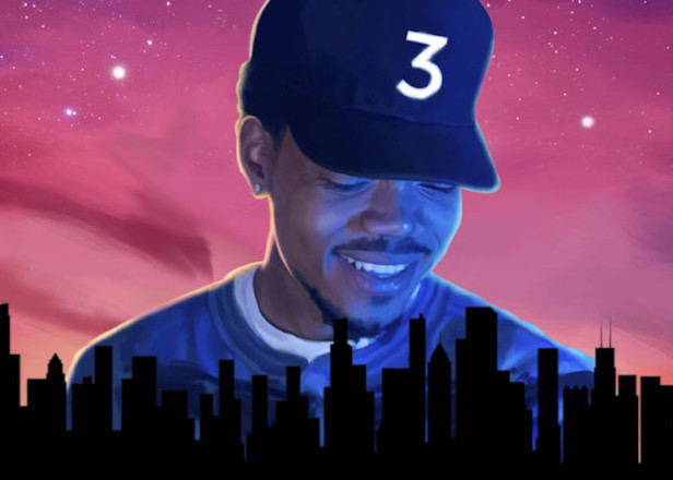 Coloring Book Chance The Rapper  Chance The Rapper recalls the time Phife Dawg visited him