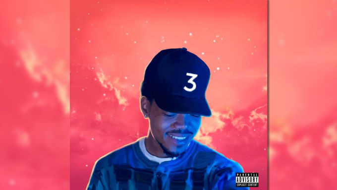 Coloring Book Chance The Rapper  Chance the Rapper s Third Mixtape Coloring Book Is