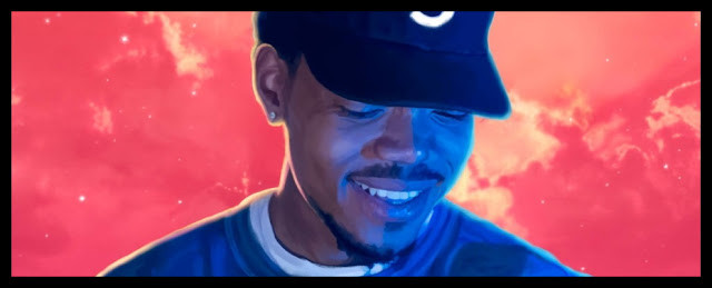 Coloring Book Chance The Rapper  Dozens of Donuts Chance The Rapper Coloring Book Review