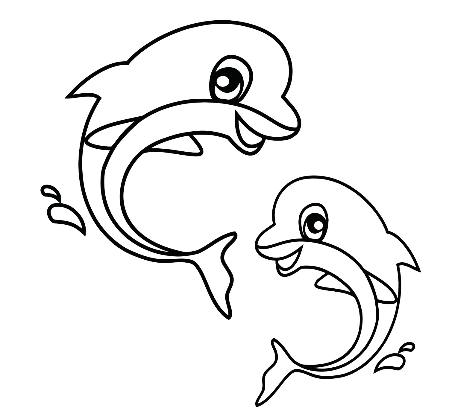 Coloring Book For Kids Animals  Animal Coloring Pages 10