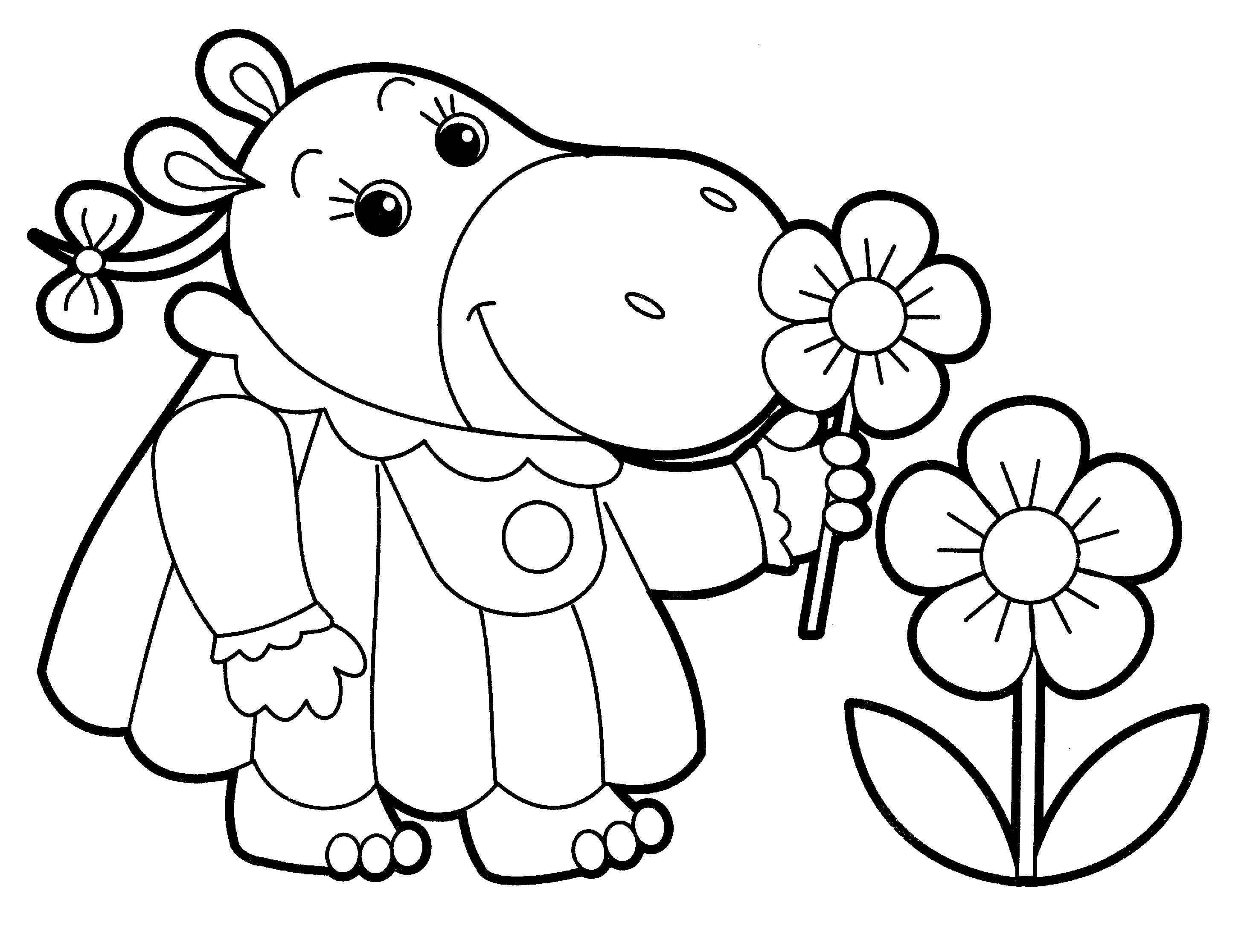 Coloring Book For Kids Animals  Animal Coloring Pages for Adults Bestofcoloring