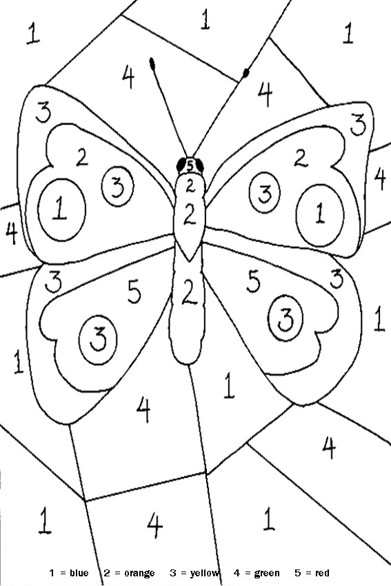 Coloring Book For Kids Games  Find the right colors first to start coloring in coloring