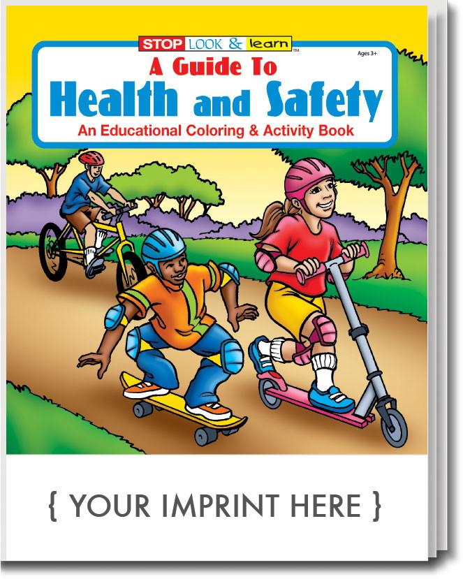 Coloring Book Fun  Artmetal Promotional Products