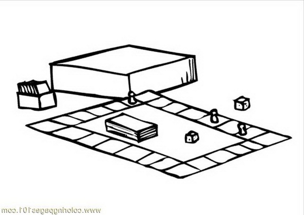 Coloring Book Games  coloring pages board game entertainment games