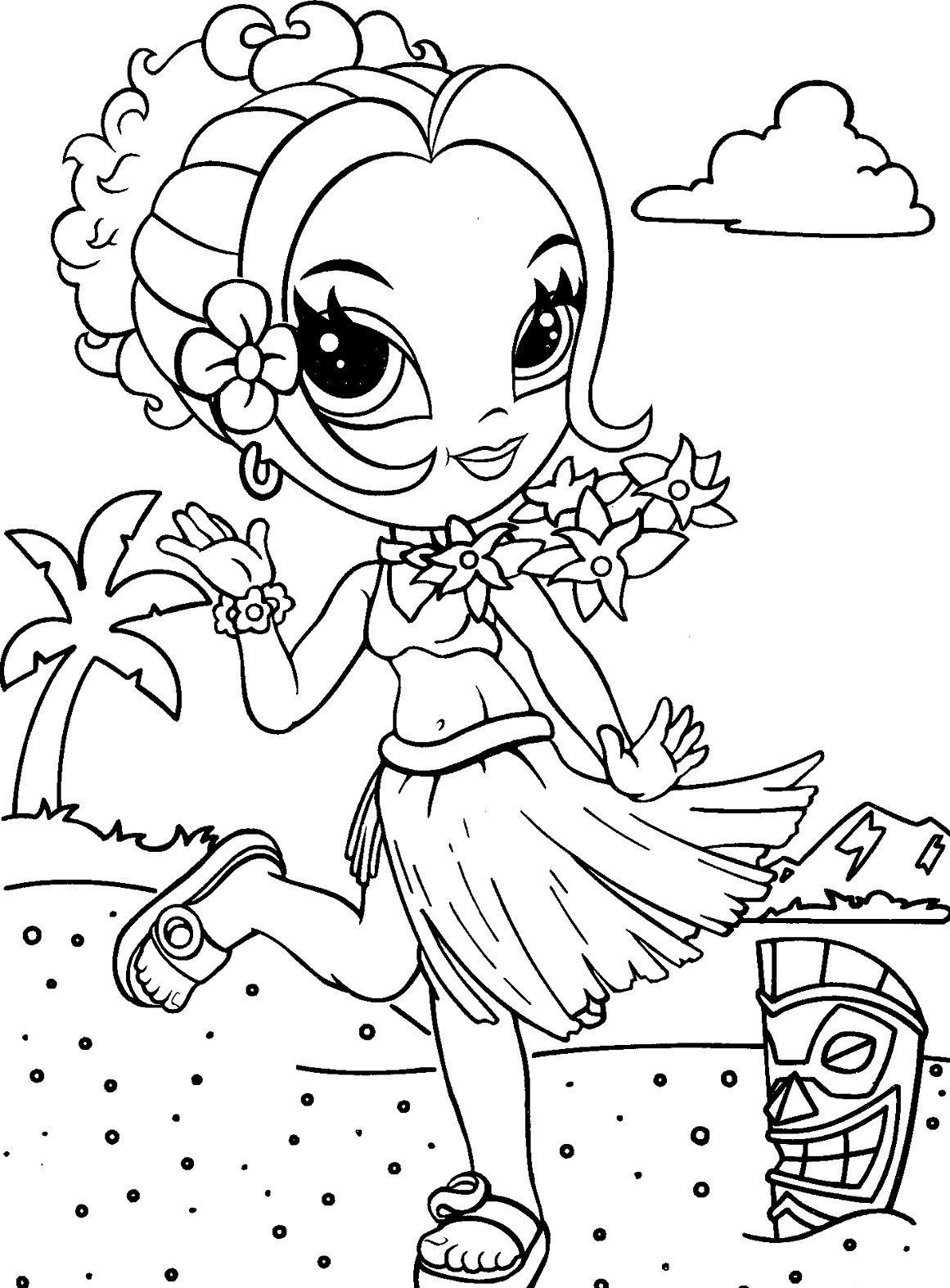 Coloring Book Page  Lisa frank coloring pages to and print for free