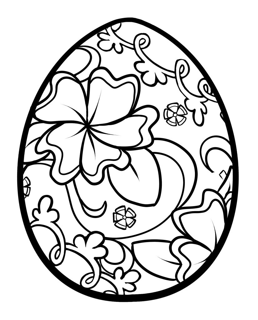 Coloring Book Pages Easter  Easter Coloring Pages Best Coloring Pages For Kids