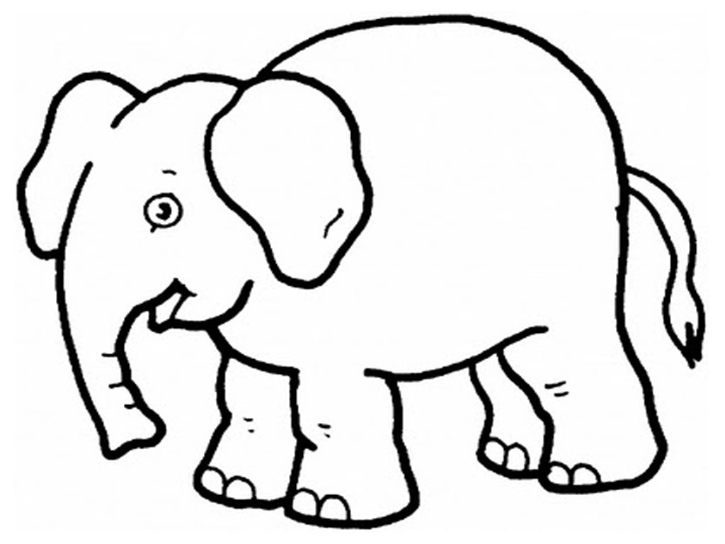 Best ideas about Coloring Book Pages Of Elephants . Save or Pin Free Printable Elephant Coloring Pages For Kids Now.