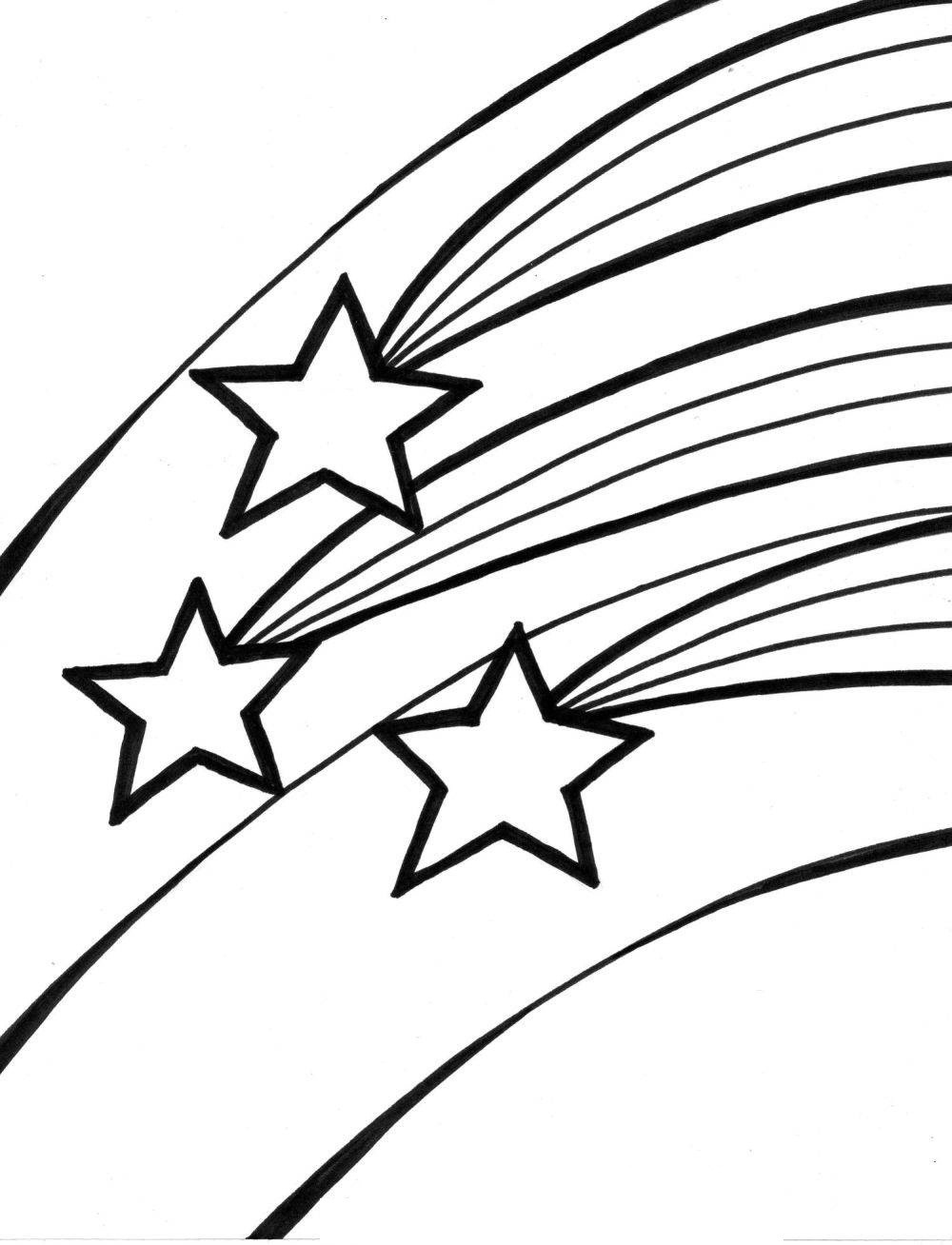 Coloring Book Pages Of Stars  Free Printable Star Coloring Pages For Kids