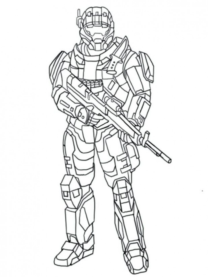 Coloring Book Pages Online Free  Get This Halo Coloring Pages line
