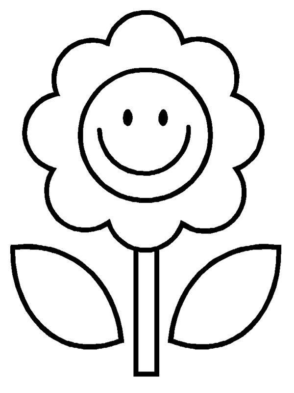 Coloring Pages For 4 Year Olds  printable coloring sheets for 2 year olds coloring pages