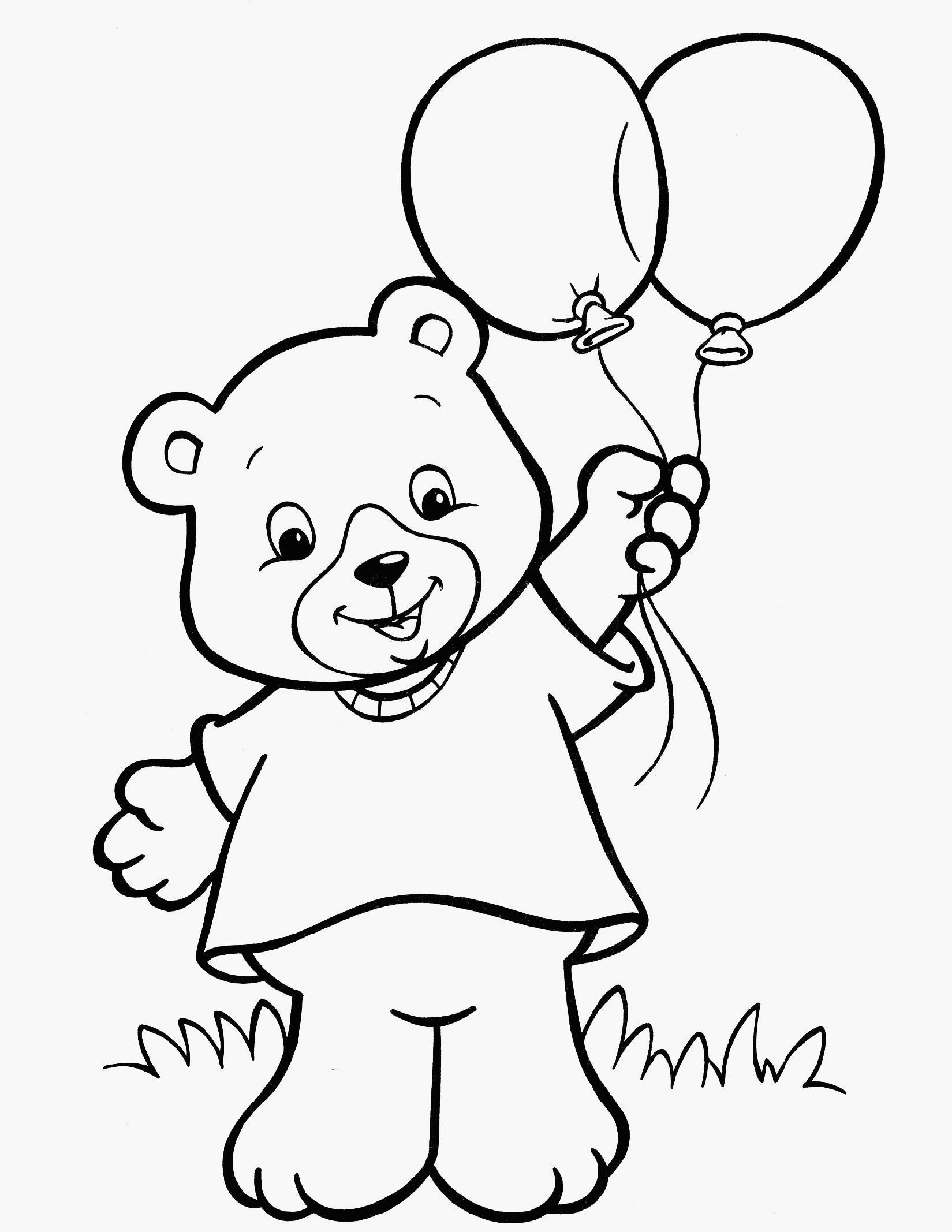 Coloring Pages For 4 Year Olds  Free Coloring Pages For 3 Year Olds Coloring Home