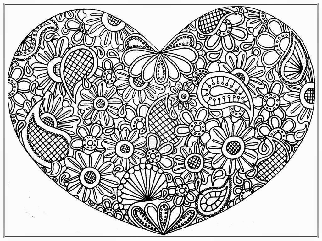Coloring Pages For Adults To Print  35 Free Adult Coloring Pages to Print Gianfreda