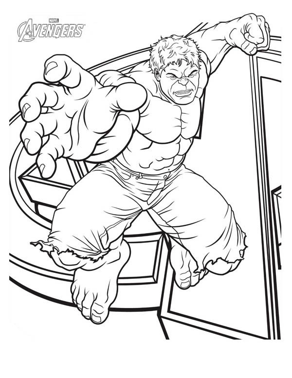 Coloring Pages For Boys Marvel  25 Avengers Coloring Pages ColoringStar