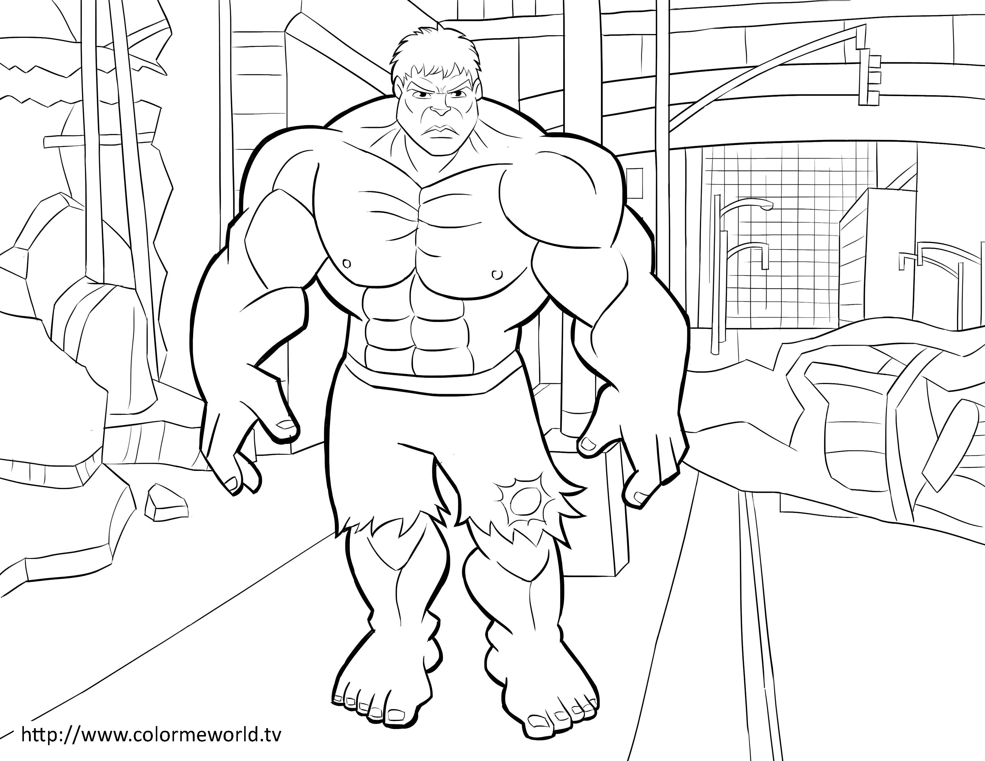 Coloring Pages For Boys Marvel  Pdf Coloring Pages For Kids