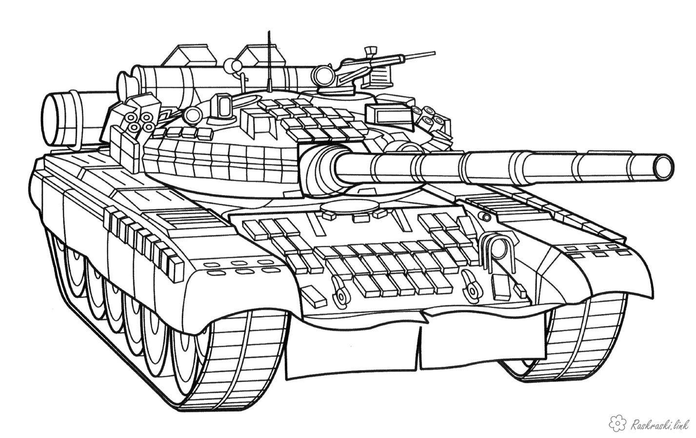 Coloring Pages For Boys Tanks  росії Розмальовки роздрукувати бесплатно