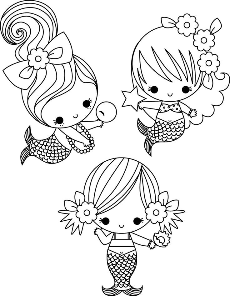 Coloring Pages For Girls 8 Years Old Patterns  Best 25 Mermaids pattern ideas on Pinterest