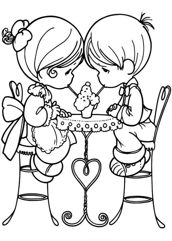 Coloring Pages For Girls And Boys To Print  Love Coloring Pages Bestofcoloring