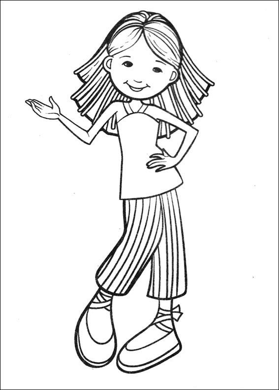 Coloring Pages For Girls And Boys To Print  Kids n fun