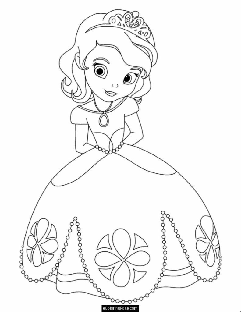Best ideas about Coloring Pages For Girls Princess High . Save or Pin Coloring Pages Disney Princess Color Page Entrancing Now.