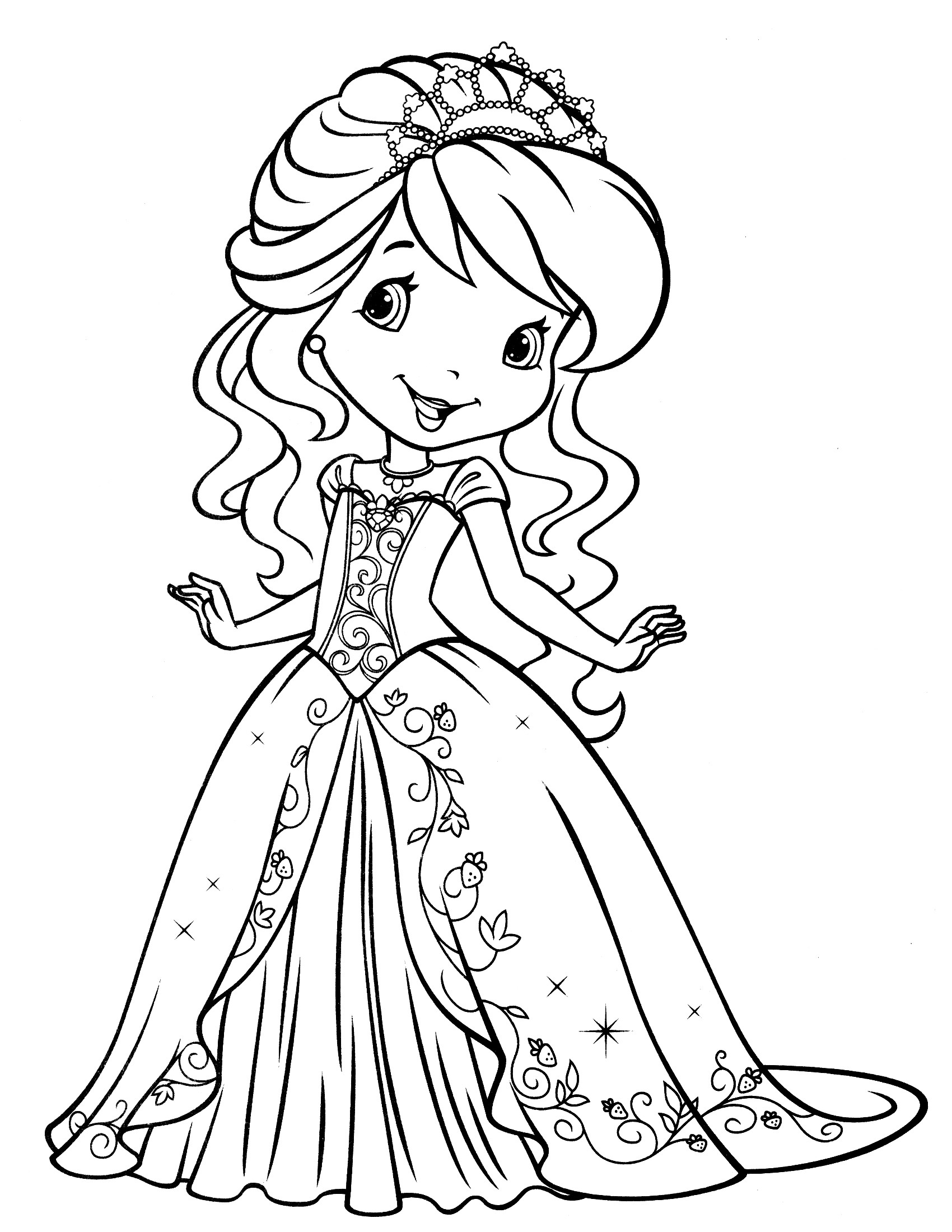 Best ideas about Coloring Pages For Girls Princess High . Save or Pin American Girl Doll Coloring Pages Bestofcoloring Now.