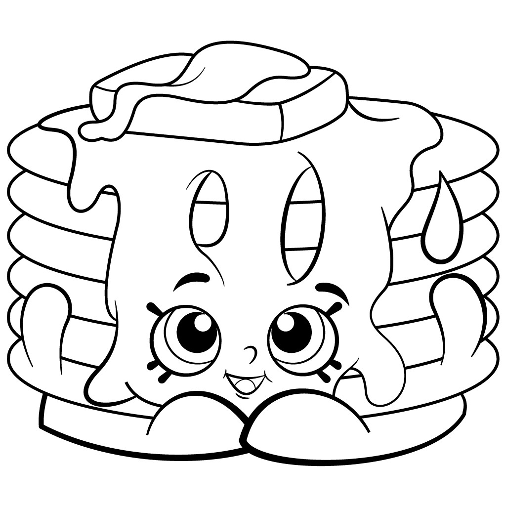 Coloring Pages For Girls Shopkins Apple  Shopkins Apple Blossom Coloring Pages Season 2 Limited