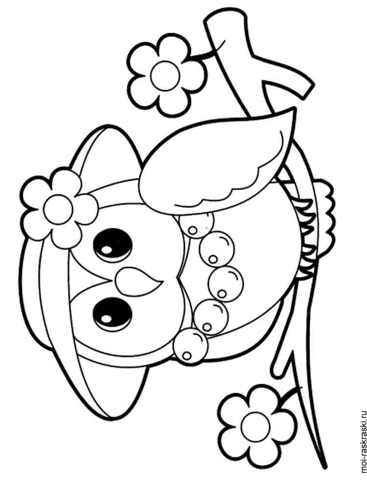 Coloring Pages For Girls That Are 7  Coloring pages for 5 6 7 year old girls Free Printable