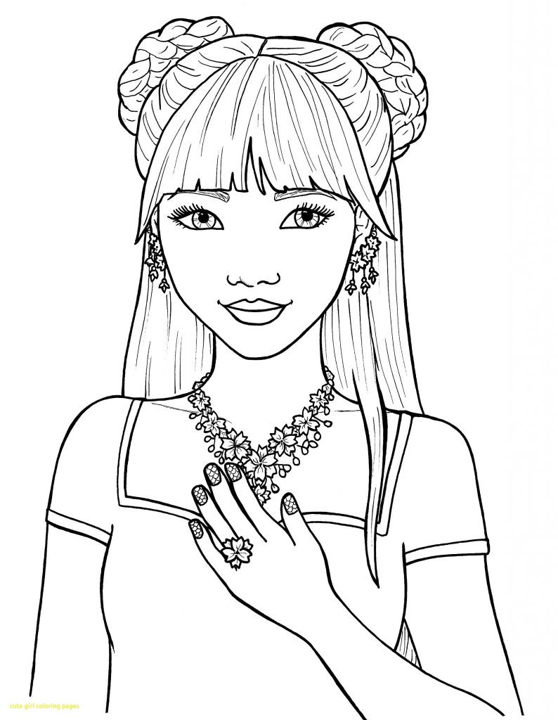 Coloring Pages For Girls That You Can Print  Coloring Pages for Girls Best Coloring Pages For Kids