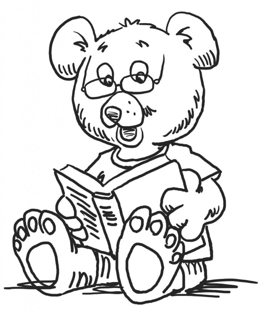 Coloring Pages For Kides  Free Printable Kindergarten Coloring Pages For Kids
