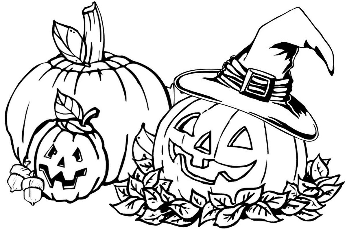 Coloring Pages For Kids Fall  Adorable Fall Coloring Pages for Children