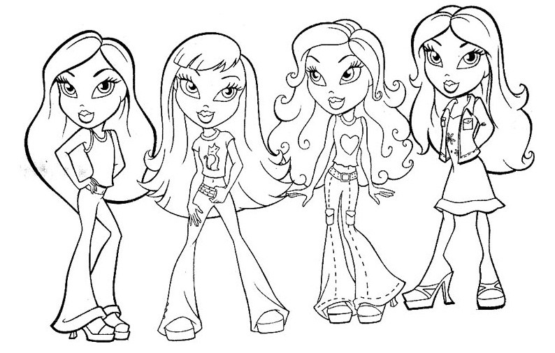 Coloring Pages For Teens Grace  American Girl Grace Coloring Pages 4043 Bestofcoloring