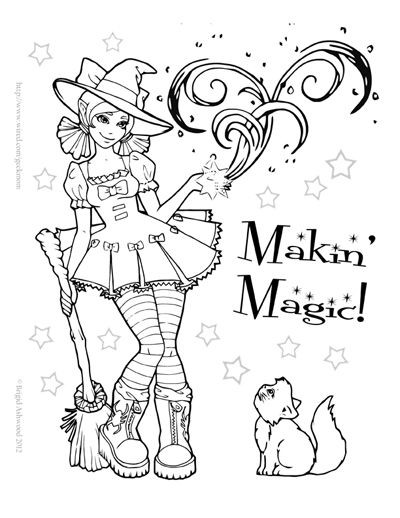 Best ideas about Coloring Pages For Teens Happy . Save or Pin 164 best Halloween Coloring Pages images on Pinterest Now.