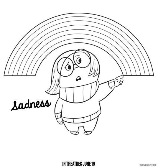Coloring Pages Inside Out  17 Free Inside Out Printable Activities Mrs Kathy King