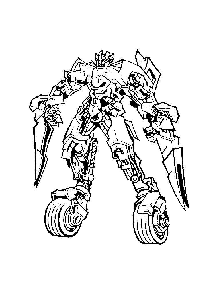 Coloring_Pages  Autobot coloring pages Free Printable Autobot coloring pages