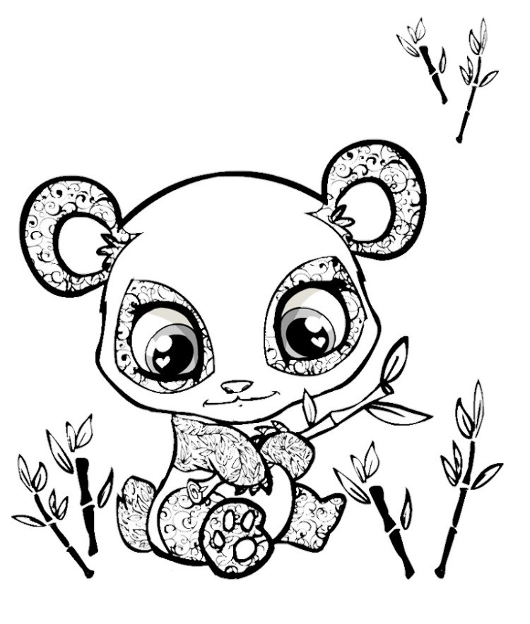 Coloring Pages Of Cute Animals  Cute Animal Coloring Pages Dog Cat Lion Butterfly etc