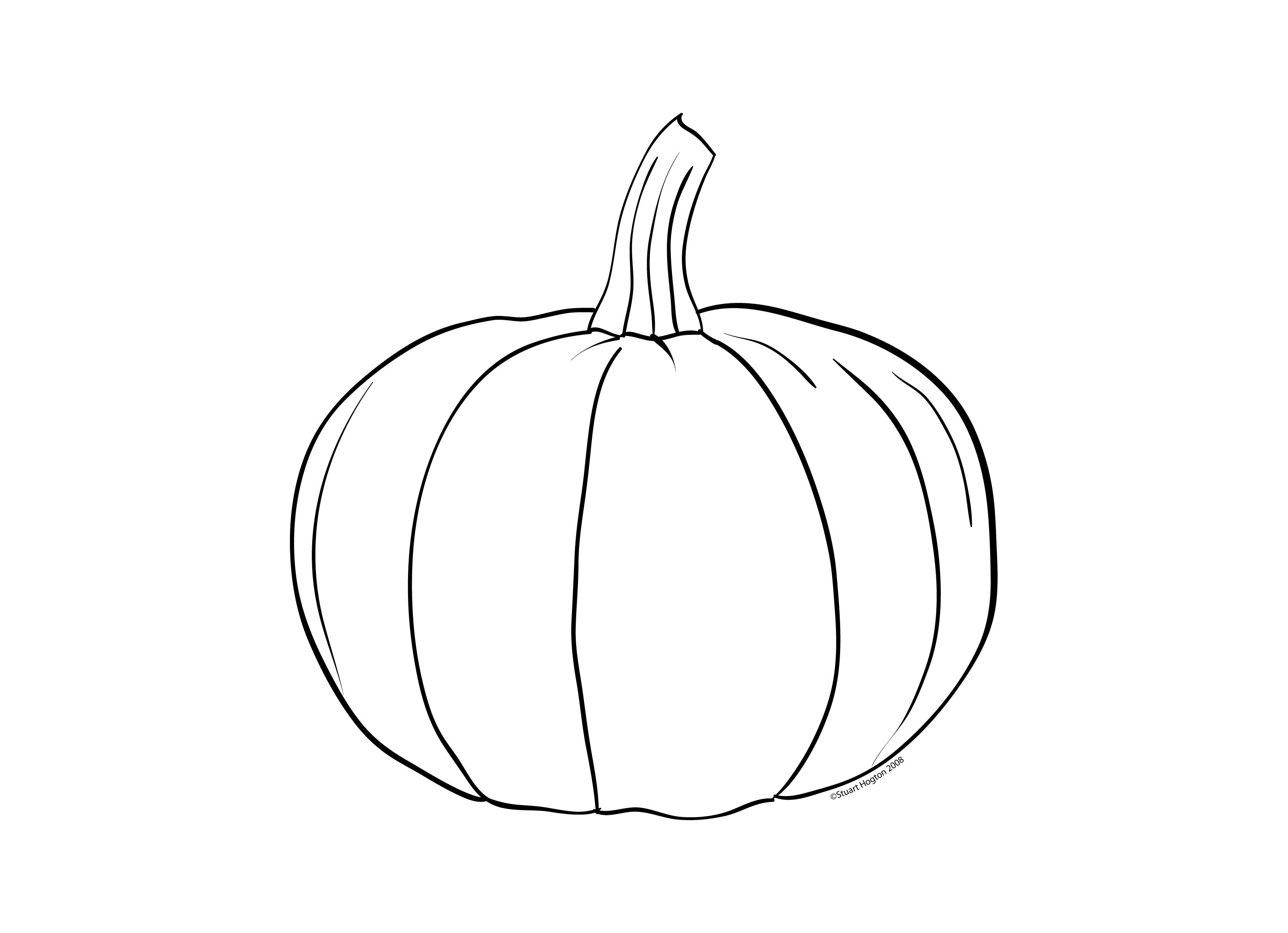 Coloring Pages Of Pumpkins  Free Printable Pumpkin Coloring Pages For Kids