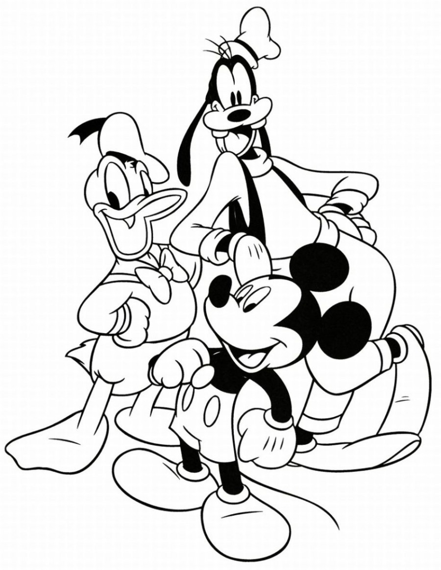 Coloring Pages To Color Online For Free  Disney Coloring Pages line Bestofcoloring