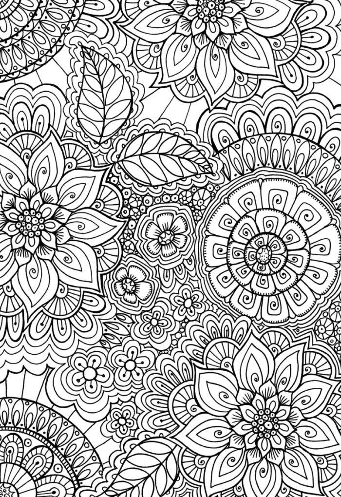 Coloring Sheets For Girls Binders  Tavaszi sznezők nagyobbaknak – Paprműhely