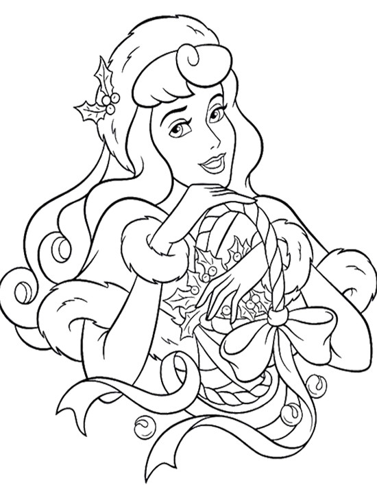 Coloring Sheets For Girls Printable Chistmas  Disney Channel Coloring Pages Bestofcoloring