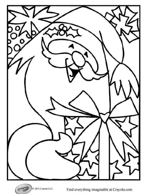 Coloring Sheets For Girls Printable Chistmas  1 453 Free Printable Christmas Coloring Pages for Kids