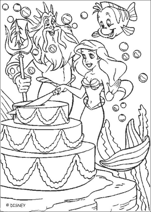 Coloring Sheets For Girls That Have A Birthday9  Happy Birthday Coloring Pages For Girls Coloring Home