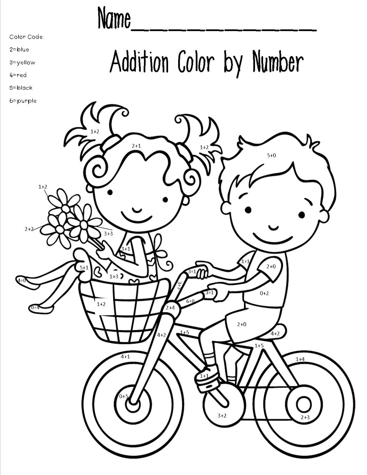 Coloring Sheets For Kids 10  Free Printable Math Coloring Pages for Kids Best