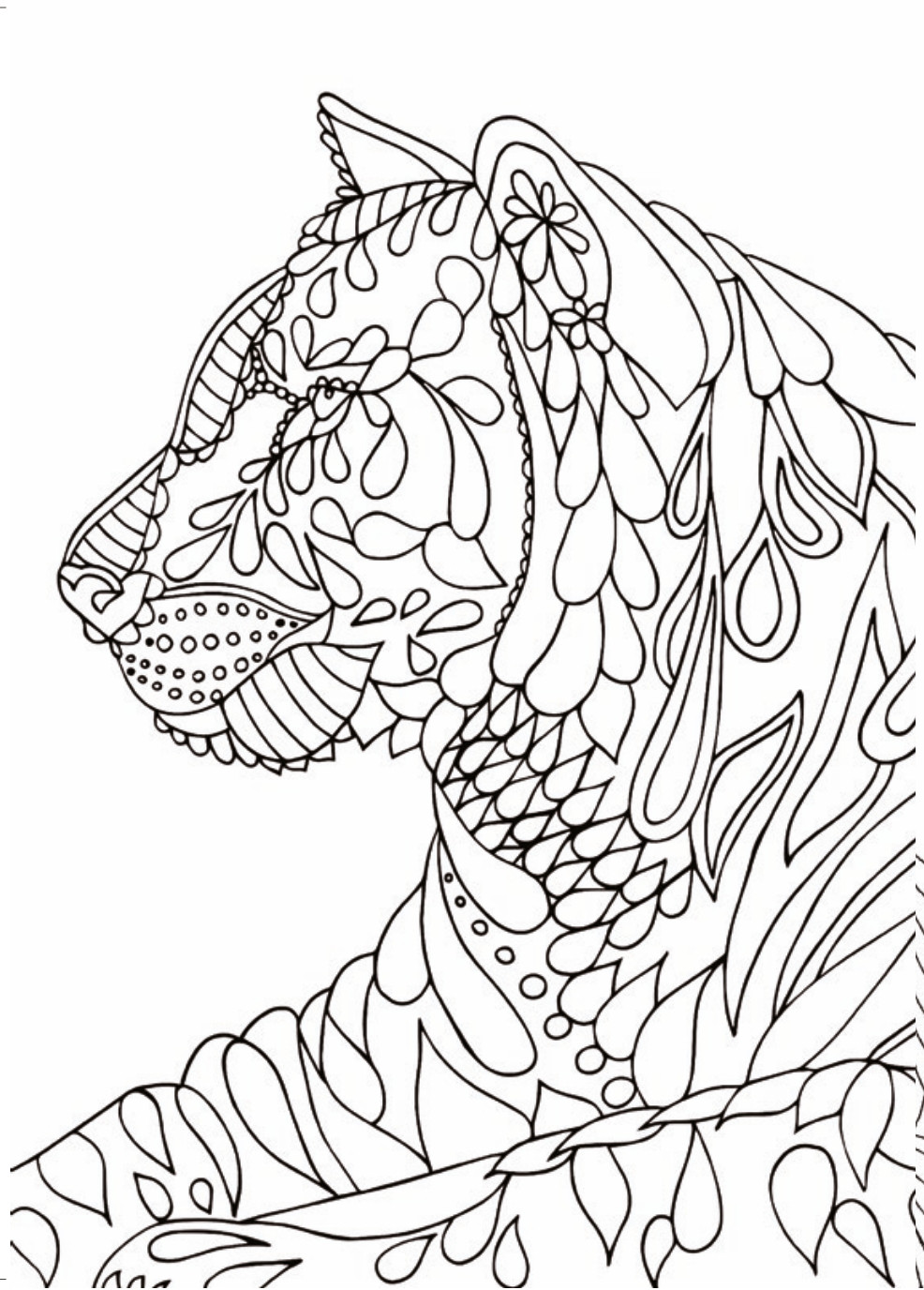 Coloring Sheets For Kids On Worrying  Mindfulness Coloring Pages 9NCM Downloadable Colouring