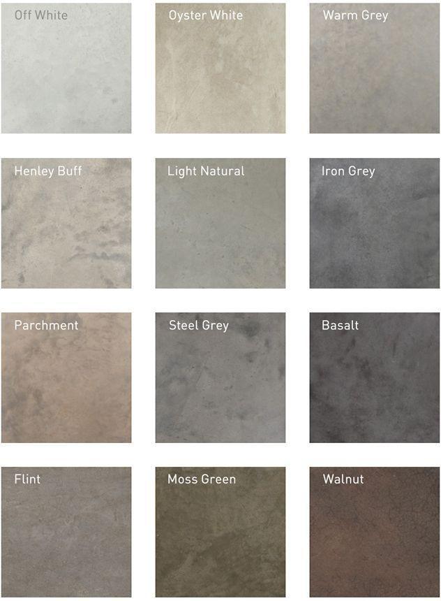 Best ideas about Concrete Paint Colors . Save or Pin Lazenby Re mended Polished Concrete Colours Now.