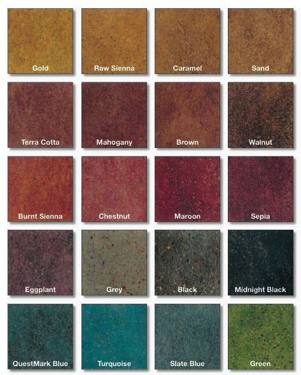 Best ideas about Concrete Paint Colors . Save or Pin Stained concrete floor color I ve never heard of this Now.
