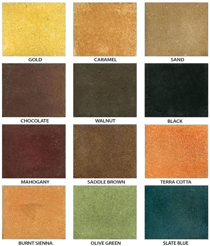 Best ideas about Concrete Paint Colors . Save or Pin sherwin williams wood stain color chart – covernostrafo Now.