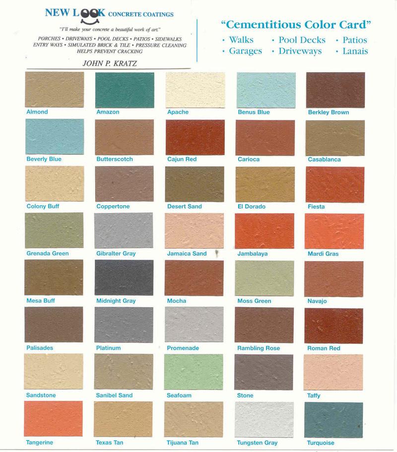 Best ideas about Concrete Paint Colors . Save or Pin Kool Deck Concrete Paint Bing images Now.