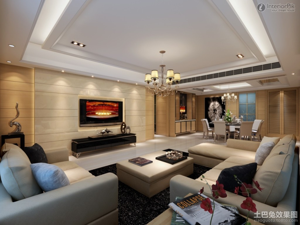 Best ideas about Contemporary Family Room . Save or Pin 25 Modern Living Room Ideas For Inspiration – Home And Now.