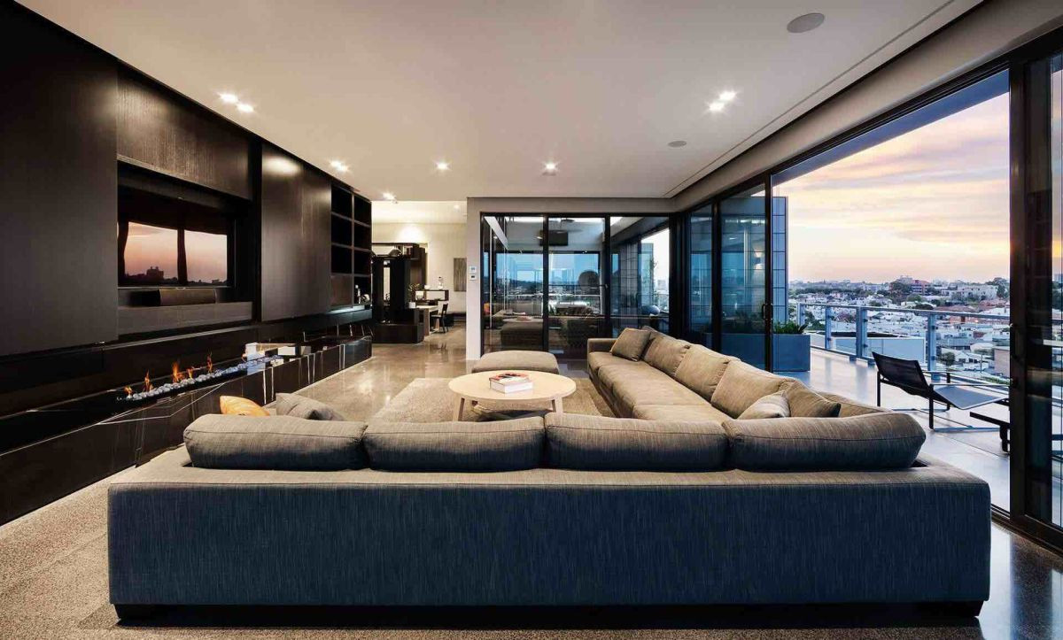 Best ideas about Contemporary Family Room . Save or Pin 51 Modern Living Room Design From Talented Architects Now.