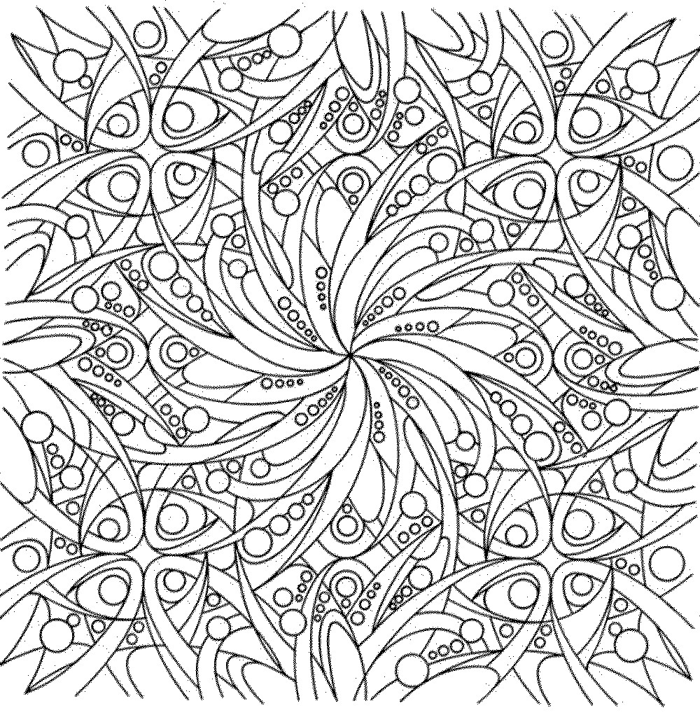 Cool Adult Coloring Pages  Cool Flower Coloring Pages For Adults AZ Coloring Pages